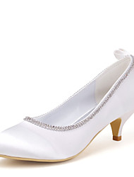 Women's Wedding Shoes Heels Heels Wedding/Party & Evening White
