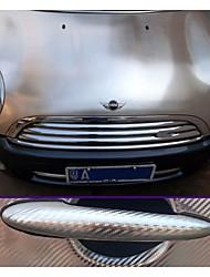 fibre de carbone habillage de véhicules films automobile plaquage emballage de voiture de film modifiée voiture de film autocollants