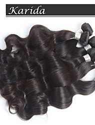 3 pieces/lot Peruvian Body Wave Hair, Unprocessed Body Wave 100% Human Peruvian Virgin Hair
