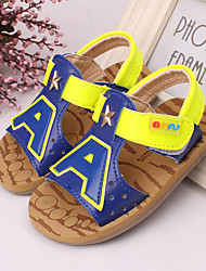 Baby Shoes Outdoor/Casual Sandals Blue/Brown