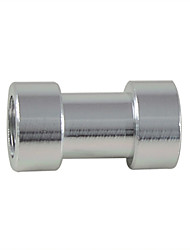 """MENGS® Aluminum 1/4"""" To 3/8"""" Female Threaded Tripod Screw Adapter To Light Stand And Bracket"""