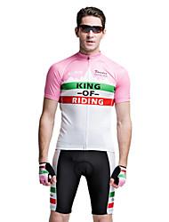 forider® коротким рукавом майка велосипедов Одежда для велосипедного мужские мужские костюмы, костюмы царь езда