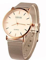 Qizhe Men'S Simple Literally Watch Watch