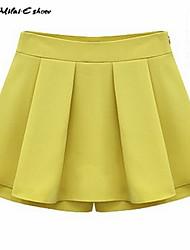 Milaishow Women's Short Casual Pant