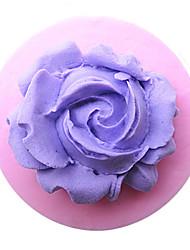 мини-цветок полимерной глины цветок торт формы силиконовые выпечки инструменты украшения для тортов конфеты конфет