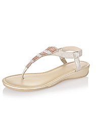 Women's Shoes Low Heel T-Strap Sandals Casual More Colors Available