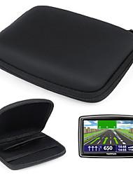 Hard Shell GPS Carry Case Zipper Bag Cover Pouch For 5Inch TomTom Garmin Sat Nav