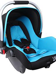 asientos de seguridad para niños bebé cesta tipo de coche YKO ™ espesan mango de metal esponja de aluminio para 0-13kg (0-18month)