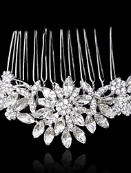 Vintage carbonneau vintage rhinestone/Crystal/Diamomd wedding hair comb For Bridal
