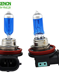 XENCN H11 12V 70W 5300K Blue Diamond Light Car Bulbs Replace Upgrade Excellent Quality Fog Halogen Lamp