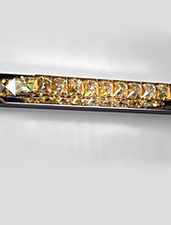 Chandeliers muraux/Eclairage de Salle de bains - Moderne/Contemporain - Cristal/LED/Ampoule incluse - Métal