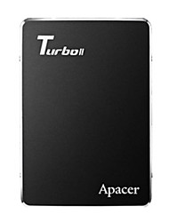 apacer 128gb turboii disco rígido externo serier-as710