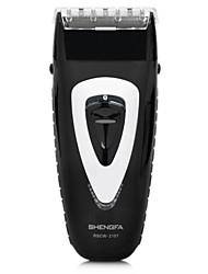 barbeador aparador homens rehcargeable Shengfa RSCW-2101 - preto (220V AC)