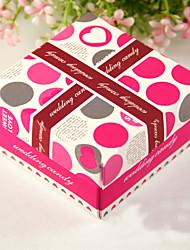 Bomboniere scatole - per Matrimonio/Anniversario/Addio al celibato/nubilato - Fiaba - Non personalizzato - di Carta