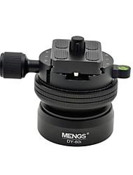 """mengs® ду-60i 1/4 """"и 3/8"""" мяч головкой штатив с зажимом + быстрый пластины, которая может регулировать зеркальных камер уровня"""