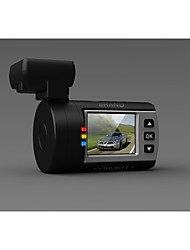 AUTO-DVD- - Full HD/Video Out/G-Sensor/Bewegungserkennung/GPS/Weitwinkel/Anti-Shock/Noch Foto Capturing - 5.0 MP CMOS - 4608 x 3456