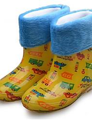 Botas ( Azul/Amarelo ) - de MENINA - Botas de Chuva
