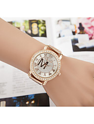 Women's Watches Fashion Quartz Swiss Alloy Diamond Grinding Steel Watch Cool Watches Unique Watches