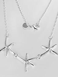 venta de la promoción especial deja perlas cadena de clavícula corta para las mujeres finas accesorios para la mujer