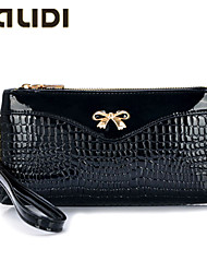 Falidi@Women'S Crocodile Pattern Retro Fashion Hand Handbag Small Bag Dinner Hand Rolled Package