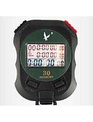 cronometro elettronico timer pc930 tre fila 30 memoria timer sport movimento cronometro cronometro cronometro