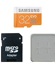 SAMSUNG 32GB Class10 40M/S TF Memory Card And The Memory Card And The Memory Card Adaptor Box