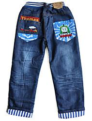 Pantalones/Vaqueros Boy - Invierno - Algodón