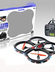 XINLIN X125 4CH 4-Axis Gyro 2.4G Helicopter Lcd Radio Controlled Drone Electric RC Plane