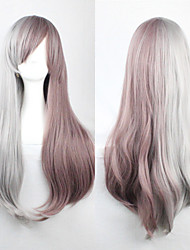 2015 Hot Sale Long Cosplay Wigs  Anime Synthetic Wigs cosplay Party cheap Hair Wigs