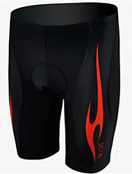 Cycling Padded Shorts UnisexBreathable / Thermal / Warm / Quick Dry / Ultraviolet Resistant / Insulated / Moisture Permeability / Dust