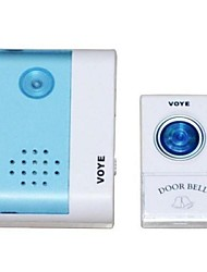 CPVC New Door Chimes Wireless Doorbell Remote Control Door Bell Chimes