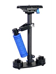 S-40C Aluminum Alloy  Video Camera Stabilizer Handheld +Adaptors