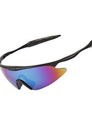 Ciclismo/Acampada y Senderismo/Motocicleta/Gafas de visión nocturna hombres/mujeres/Unisex 'sImpermeable/100% UV400/Resistente al