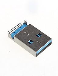 Connecteur USB 3.0 prise