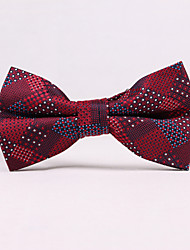 Grid Lines Bow Ties
