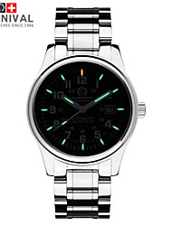 JIANIANHUA Watch Super Luminous Tritium Men Military Sapphire Deep Diving Level Men's Outdoor Watches