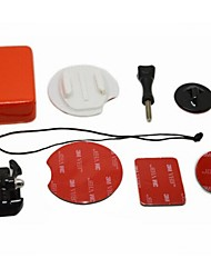 Gopro Accessories Screw / Buoy / Adhesive Mounts / Straps / Accessory Kit / Mount/HolderFor-Action Camera,Gopro Hero1 / Gopro Hero 2 /