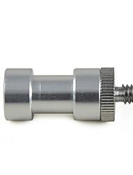"MENGS® 6in1 1/4"" To 3/8"" Tripod Screw Mount Converter Adapter Bracket Holder Camera Spigot"