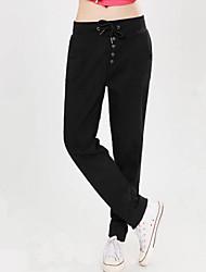 Damen Hose  -  Leger Sport Polyester Mikro-elastisch