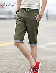 Milaishow Men's Short Casual Pant(More Colors)
