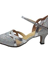 Обувь женская для бальных танцев