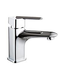 tode Becken faucetschrome Messing Waschbecken im Bad Waschbecken Wasserhahn - Silber