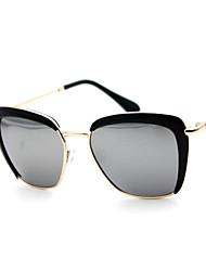 Sunglasses Women's Fashion Hiking Pink / Leopard / Bright Black Sunglasses Full-Rim