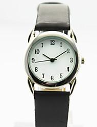 caixa da liga analógico das mulheres rodada discar chinês relógio de quartzo mulheres pu banda relógio negócio relógio de presente
