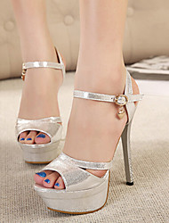 Astrider  Women's Shoes Gold/Silver Stiletto Heel 10-12cm Pumps/Heels