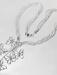 New Design New DesignParty/Work/Casual Silver Plated Statement Elegant Jewelry Elegant Jewelry