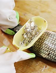 scraping scale strumenti pesce colore casuale