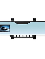 Rear View Mirror Car DashCam DVR Accident Video Recorder /Dual-Camera