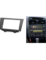 Car Radio Fascia for LEXUS ES TOYOTA Windom CV10 Fit CD Facia Dash Trim Kit