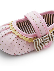 Girls' Shoes First Walkers Flats with  Flats with  Magic Tape Shoes